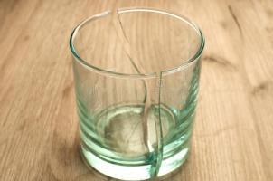 broken-transparent-glass-cup